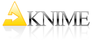 KNIME logo white.png